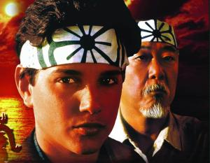 Karate Kid Mr Miagi