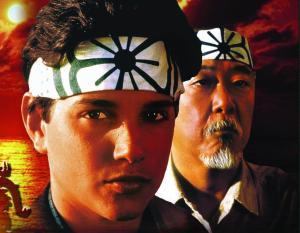 Karate Kid Mr Miagi