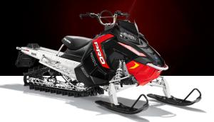 2016 Polaris 800 Pro RMK 155