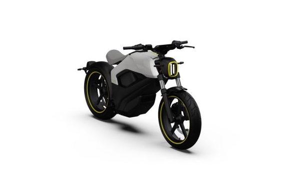 BRP Concept elect moto